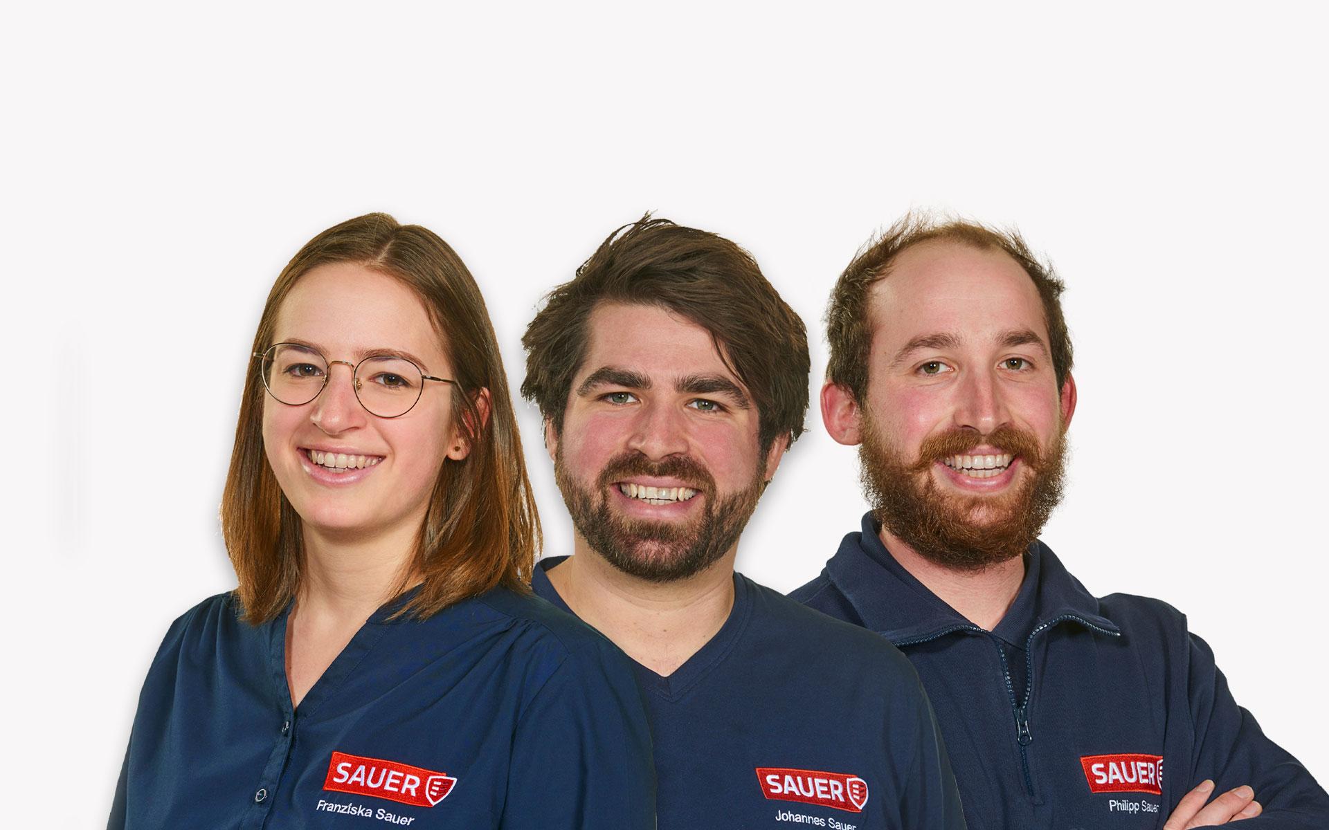 Nachfolge F. Sauer, J. Sauer und Ph. Sauer